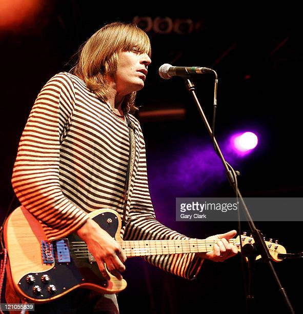 Evan Dando of The Lemonheads during Somerset House Summer Series The Lemonheads July 16 2006 at Somerset House in London United Kingdom