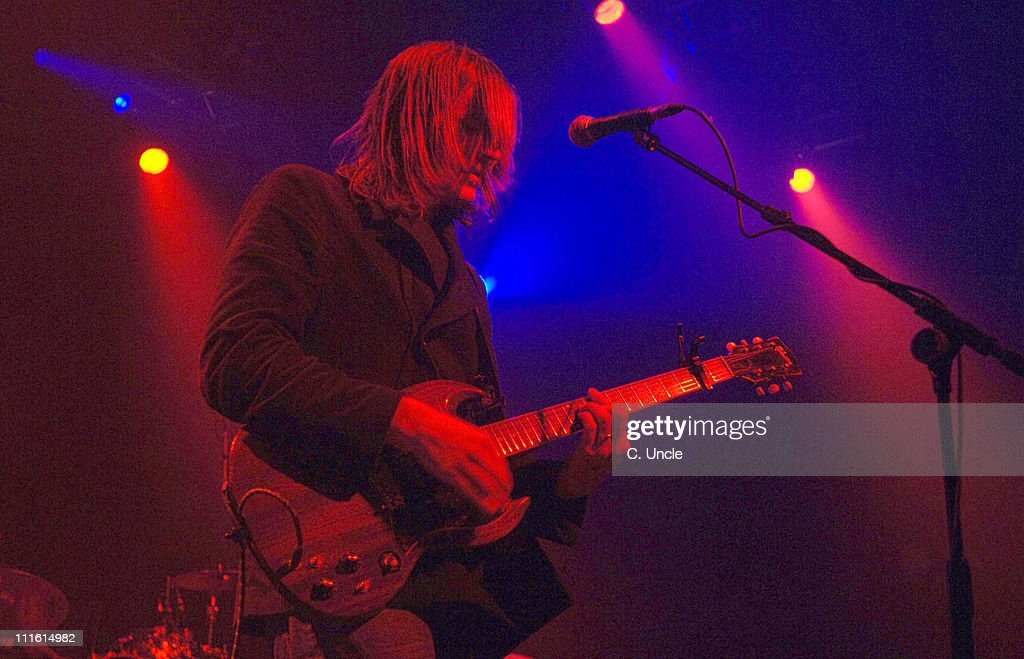Evan Dando of the Lemonheads during The Lemonheads Perform at The Forum in London October 6 2006 at The Forum in London Great Britain