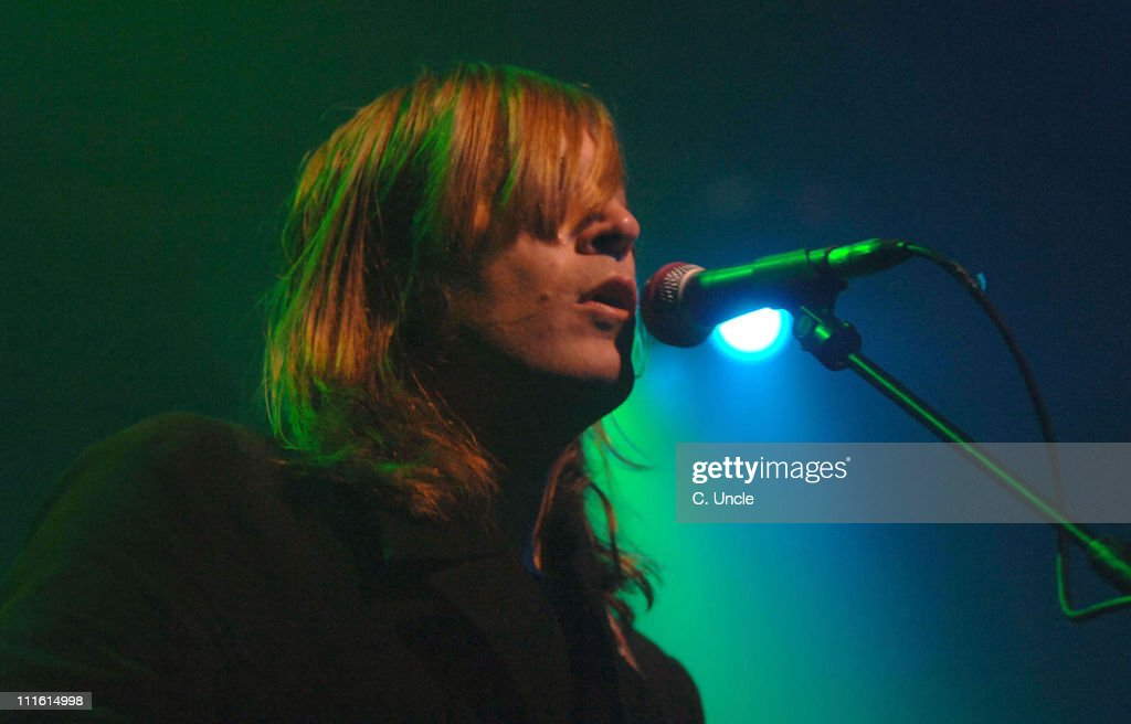 <a gi-track='captionPersonalityLinkClicked' href=/galleries/search?phrase=Evan+Dando&family=editorial&specificpeople=751359 ng-click='$event.stopPropagation()'>Evan Dando</a> of the Lemonheads during <a gi-track='captionPersonalityLinkClicked' href=/galleries/search?phrase=The+Lemonheads&family=editorial&specificpeople=751360 ng-click='$event.stopPropagation()'>The Lemonheads</a> Perform at The Forum in London - October 6, 2006 at The Forum in London, Great Britain.