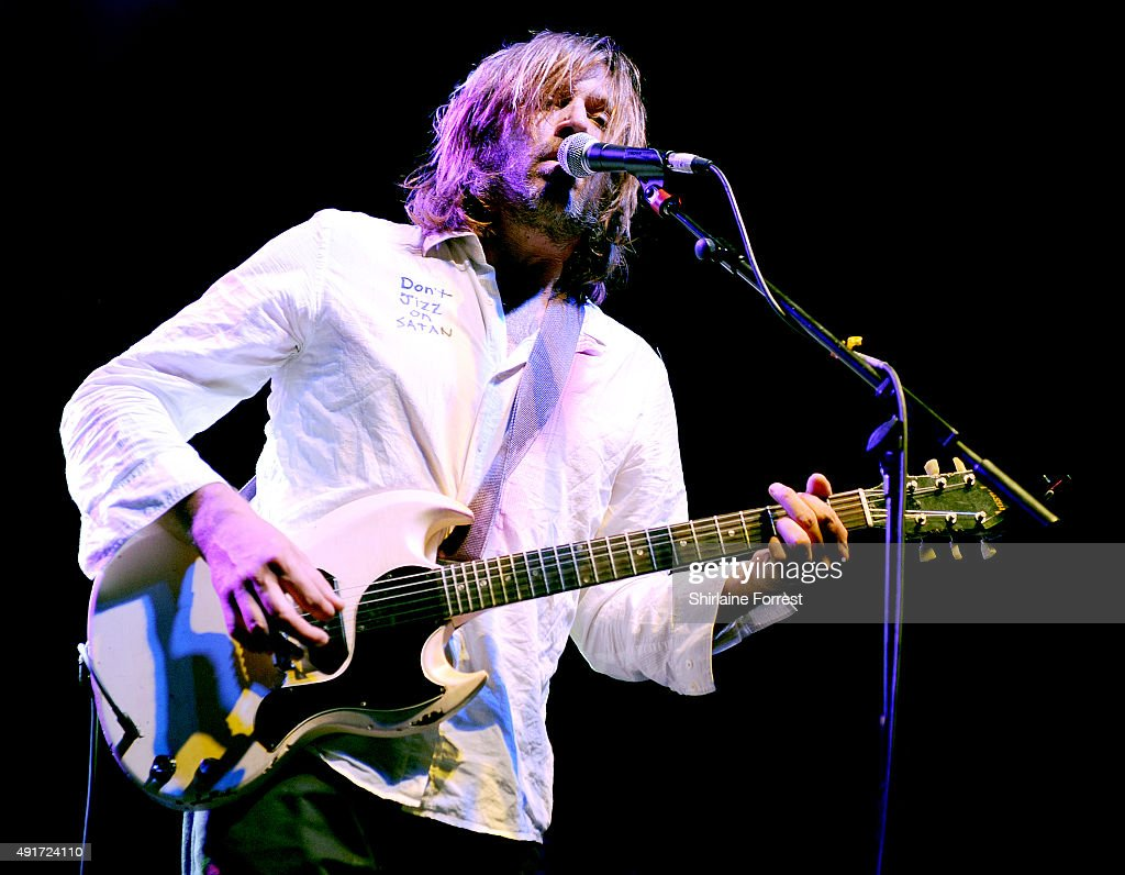 Evan Dando of The Lemonheads performs at The Ritz on October 7 2015 in Manchester England