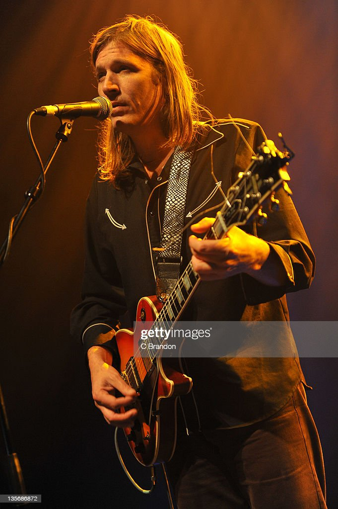 Evan Dando of The Lemonheads performs on stage at Shepherds Bush Empire on December 12, 2011 in London, United Kingdom.