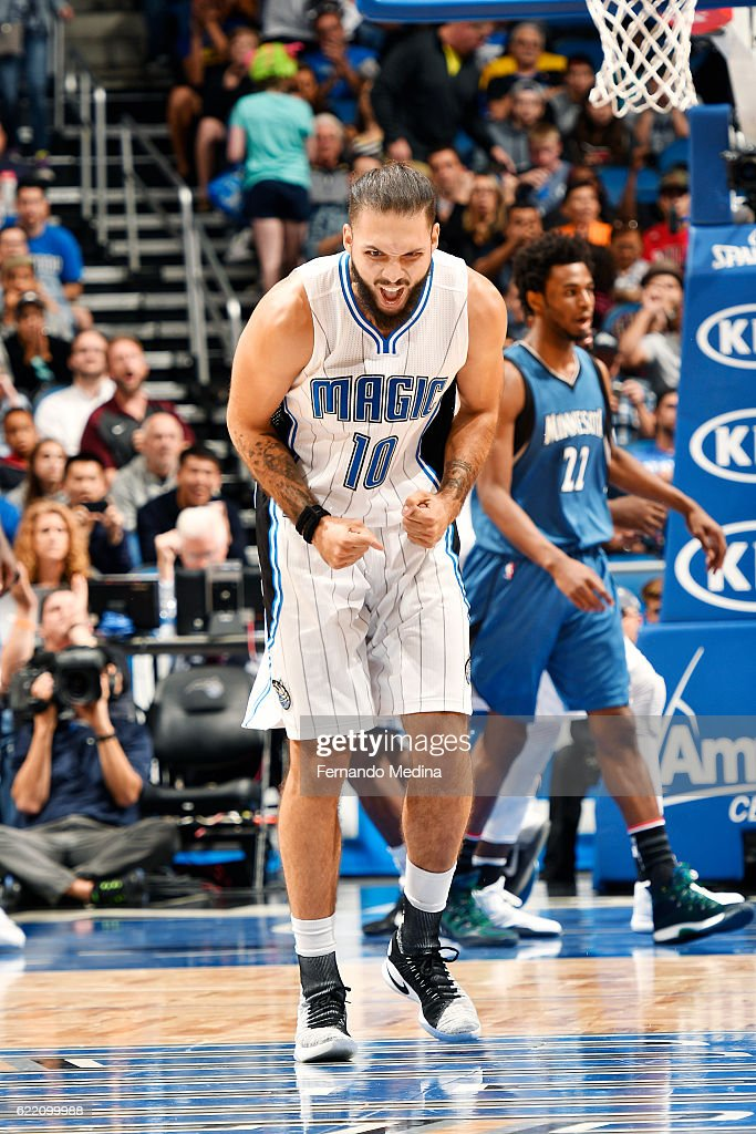 Minnesota Timberwolves v Orlando Magic