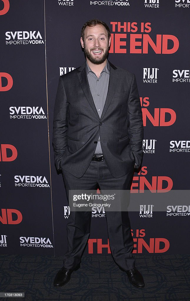 <a gi-track='captionPersonalityLinkClicked' href=/galleries/search?phrase=Evan+Goldberg&family=editorial&specificpeople=4455825 ng-click='$event.stopPropagation()'>Evan Goldberg</a> attends 'This Is The End' New York Premiere at Landmark's Sunshine Cinema on June 10, 2013 in New York City.