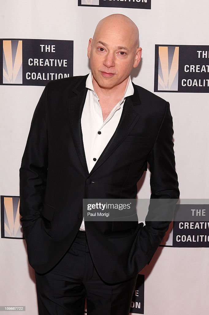 Evan Handler attends The Creative Coalition's 2013 Inaugural Ball on January 21, 2013 in Washington, United States.