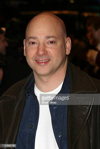 Evan Handler during Michelle Williams' Opening Night of AIDA at The Palace Theater in New York City New York United States