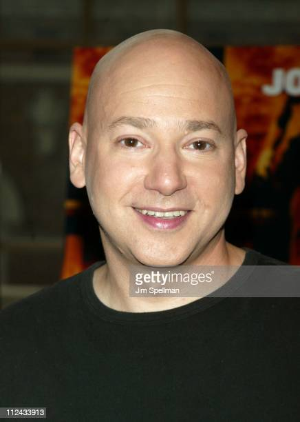 Evan Handler during 'Undefeated' New York Premiere at Loews 34th Street Theaters in New York City New York United States