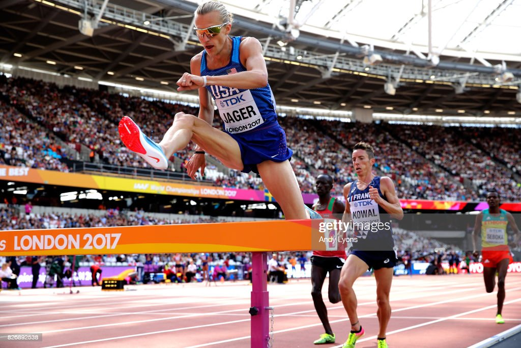 16th IAAF World Athletics Championships London 2017 - Day Three