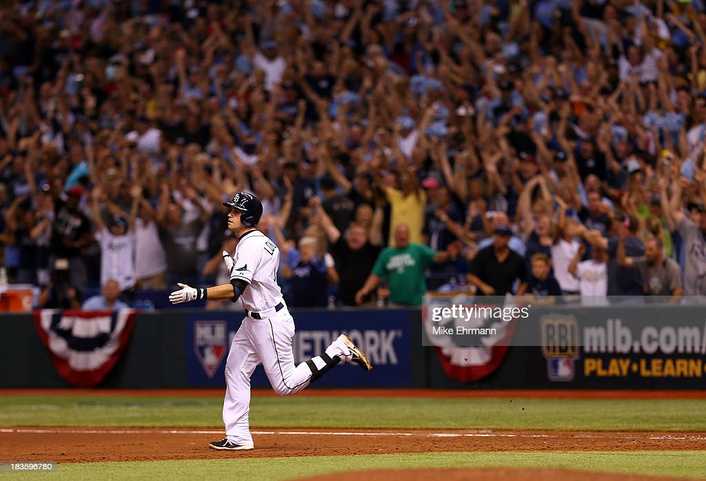 Division Series - Boston Red Sox v Tampa Bay Rays - Game Three