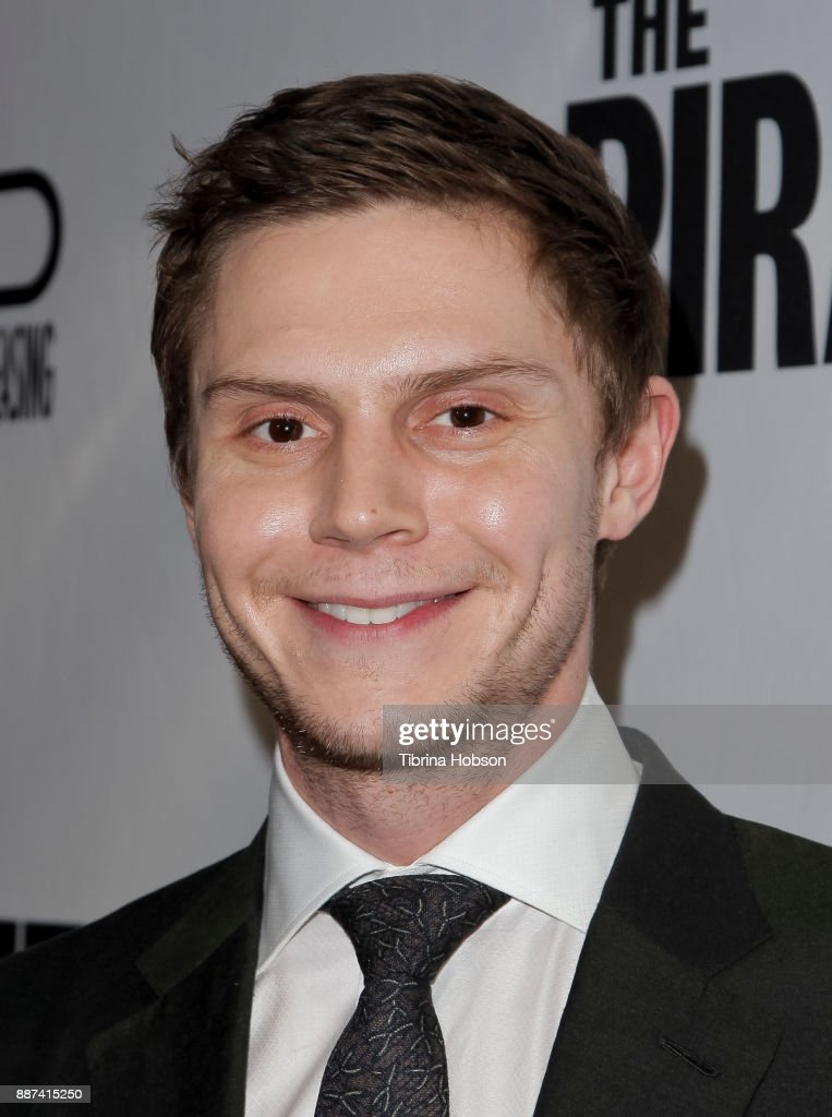 Evan Peters attends the premiere of 'The Pirates Of Somalia' at TCL Chinese 6 Theatres on December 6, 2017 in Hollywood, California.