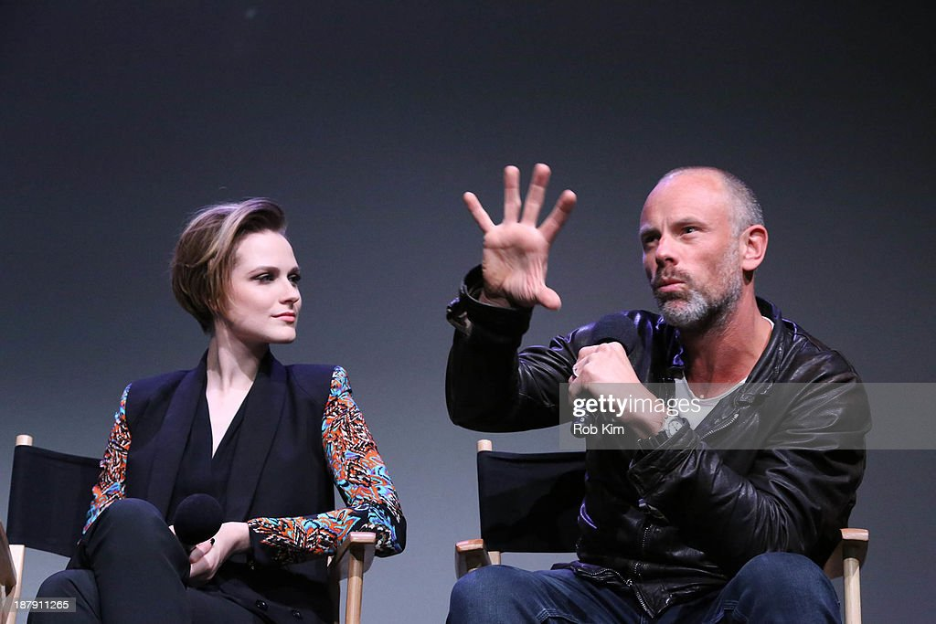 "Apple Store Soho Presents: Meet The Actor: Evan Rachel Wood, ""Charlie Countryman"""