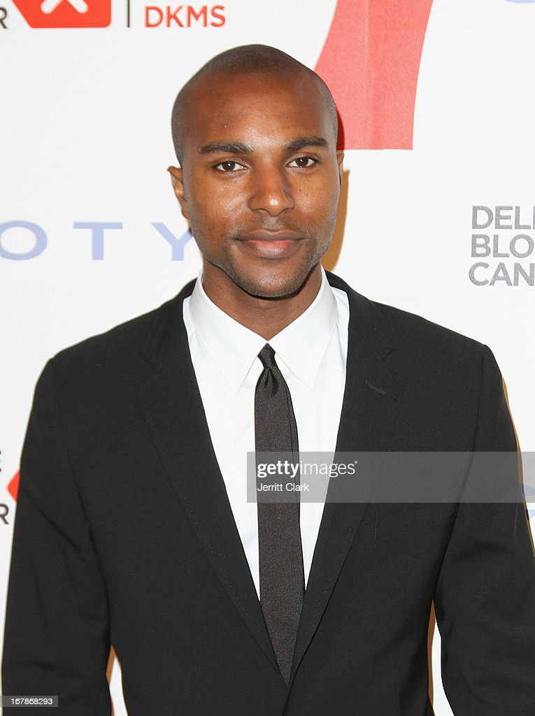 Evander Holyfield Jr. attends the 2013 Delete Blood Cancer Gala at Cipriani Wall Street on May 1, 2013 in New York City.