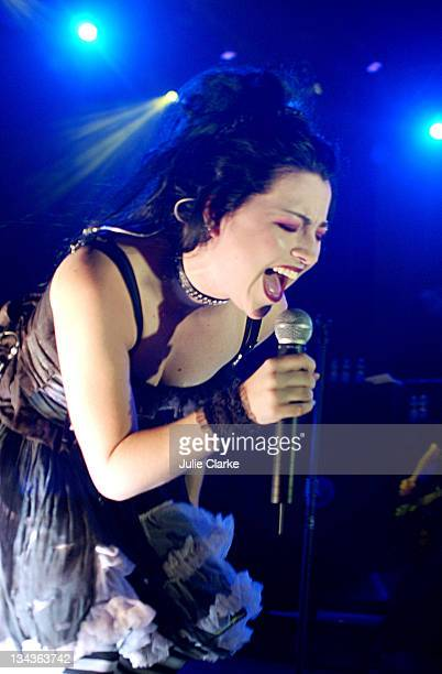 Evanescence during Evanescence First Headlining Tour 2003 in Universal City CA United States