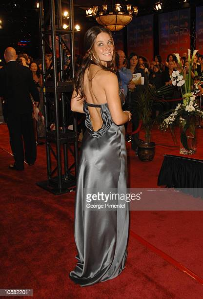 Evangeline Lilly during 21st Annual Gemini Awards at River Rock Casino Resort in Vancouver British Columbia Canada