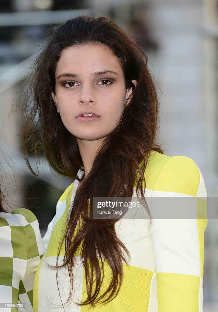 Evangeline Ling attends the preview party for The Royal Academy Of Arts Summer Exhibition 2013 at Royal Academy of Arts on June 5, 2013 in London, England.