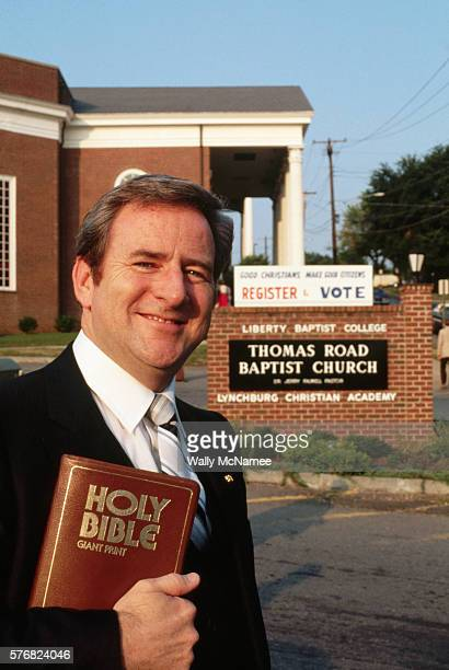 Jerry Falwell Evangelist Stock Photos and Pictures | Getty ...
