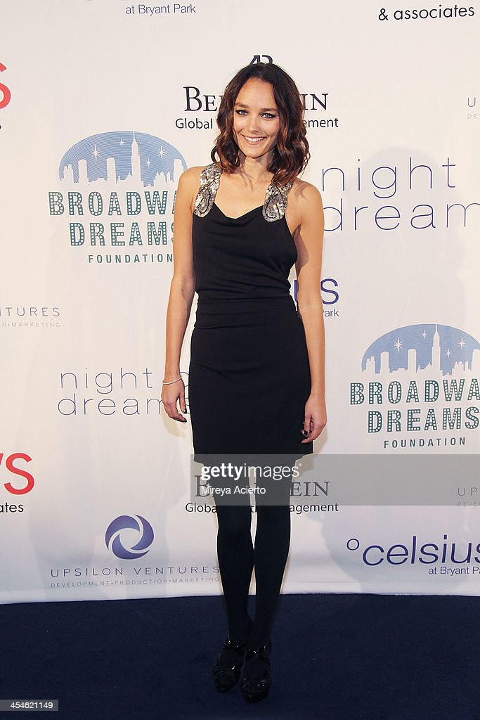 Evangelo Bousis attends the 2013 Broadway Dreams Foundation's 'Night Of Dreams' gala at Celsius on December 9, 2013 in New York City.