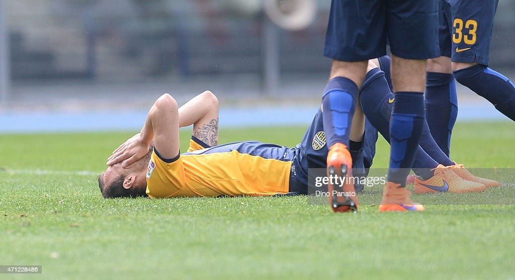 Hellas Verona FC v US Sassuolo Calcio - Serie A