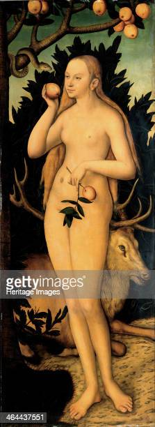 Eve after 1537 Found in the collection of the Dresden State Art Collections