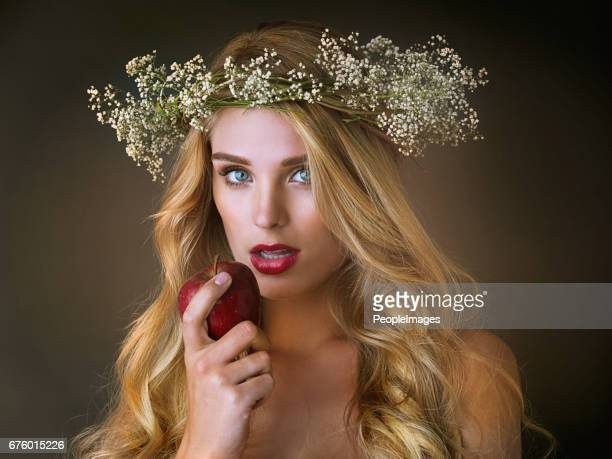 Eve and that fateful apple