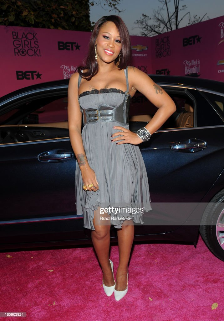 BET Black Girls Rock Arrivals Presented By Chevy