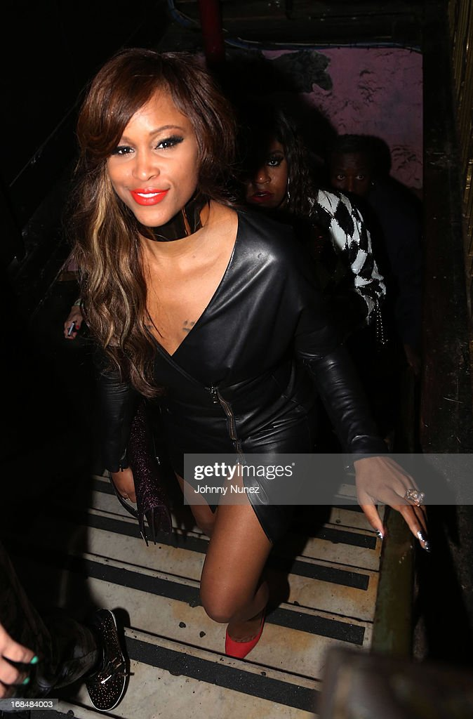 Eve attends Girls Night Out Hosted by Eve at Webster Hall on May 9, 2013 in New York City.