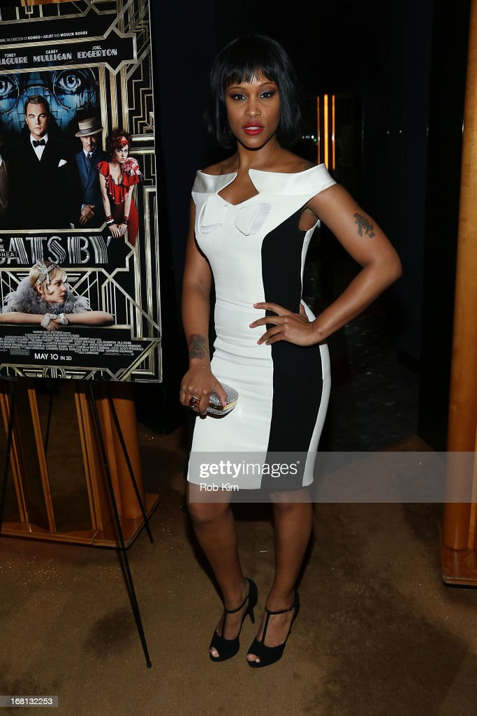 Eve attends the pre-Met Ball special screening of 'The Great Gatsby' after-party at The Top of The Standard on May 5, 2013 in New York City.