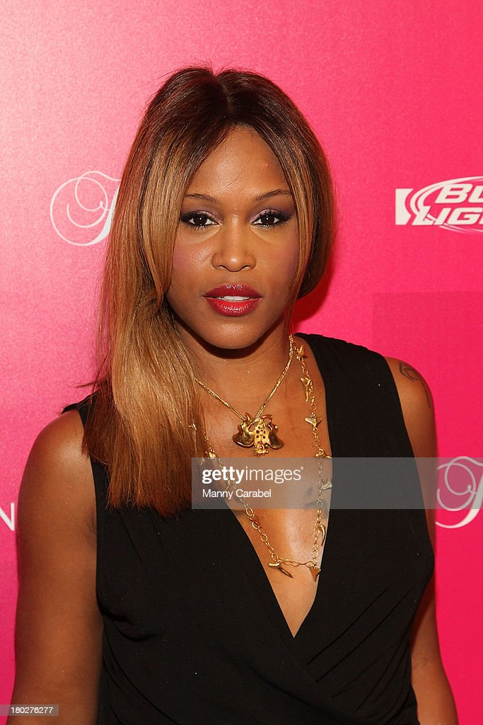 Eve attends the Us Weekly's Most Stylish New Yorkers Party at Harlow on September 10, 2013 in New York City.