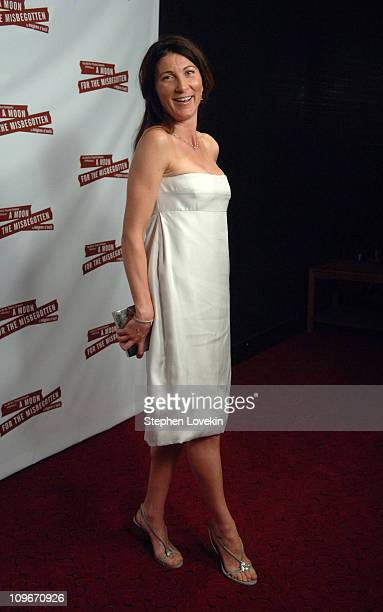 Eve Best during Opening Night of 'A Moon for the Misbegotten' After Party Press Room at 230 5th Avenue in New York City NY United States