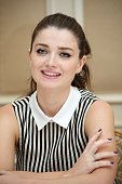 Eve Hewson at 'The Knick' Press Conference at the Waldorf Astoria Hotel on October 12 2015 in New York City