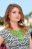 Eve Hewson at the photo call for 'This must be the place' during the 64th Cannes International Film Festival