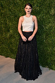 Eve Hewson attends the 11th annual CFDA/Vogue Fashion Fund Awards at Spring Studios on November 3 2014 in New York City