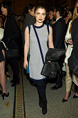 Eve Hewson attends the 2015 Tribeca Film Festival CHANEL Artists Dinner at Balthazer on April 20 2015 in New York City
