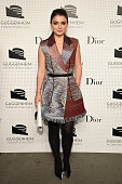 Eve Hewson attends the Guggenheim International Gala PreParty made possible by Dior on November 5 2014 in New York City