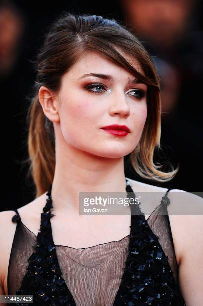 Eve Hewson attends the 'This Must Be The Place' premiere during the 64th Annual Cannes Film Festival at Palais des Festivals on May 20 2011 in Cannes...