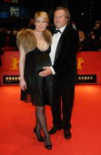 Eve Maren Buechner and Helmut Sendlmeier attends the 'Otouto' Premiere during day ten of the 60th Berlin International Film Festival at the Berlinale...