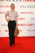 Eve Maren Buechner at the Premiere of 'Seven Pounds' in Cinestar at Potsdamer Platz in Berlin on 060109