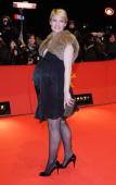Eve Maren Buechner attends the 'Otouto' Premiere during day ten of the 60th Berlin International Film Festival at the Berlinale Palast on February 20...