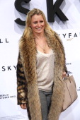 Eve Maren Buechner attends the 'Skyfall' Germany premiere at Theater am Potsdamer Platz on October 30 2012 in Berlin Germany