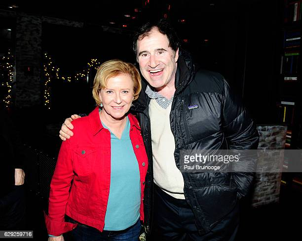Eve Plumb and Richard Kind attend the 20th Century Fox Hosts a Special Screening of 'Why Him' at iPic Theater on December 11 2016 in New York City