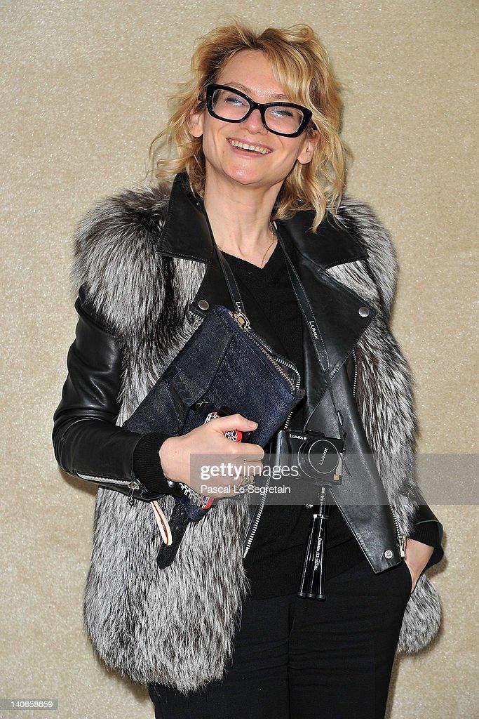 Miu Miu: Arrivals - Paris Fashion Week Womenswear Fall/Winter 2012