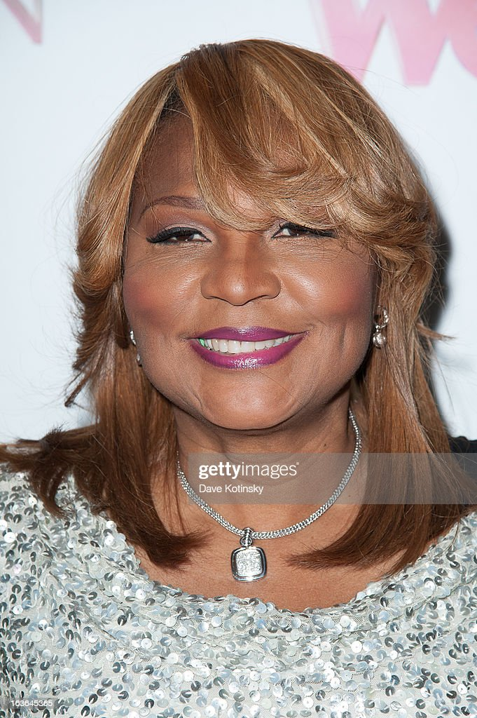 <a gi-track='captionPersonalityLinkClicked' href=/galleries/search?phrase=Evelyn+Braxton&family=editorial&specificpeople=3223691 ng-click='$event.stopPropagation()'>Evelyn Braxton</a> attend the 'Braxton Family Values' Season Three premiere party at STK Rooftop on March 13, 2013 in New York City.