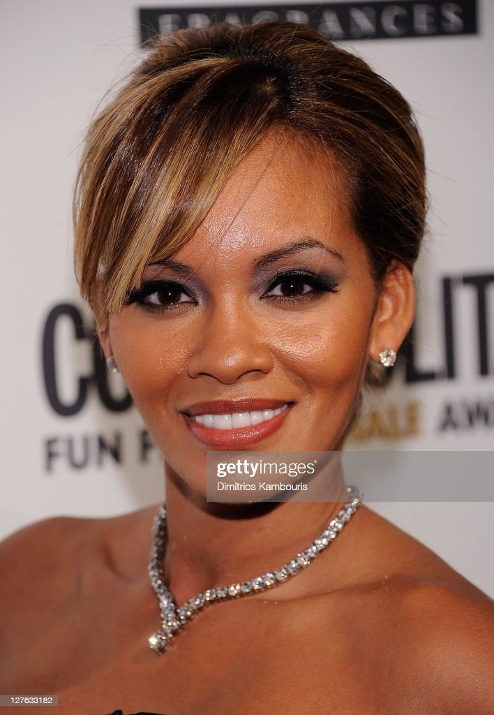 Evelyn Lozada attends Cosmopolitan Magazine's Fun Fearless Males Of 2011 at The Mandarin Oriental Hotel on March 7, 2011 in New York City.