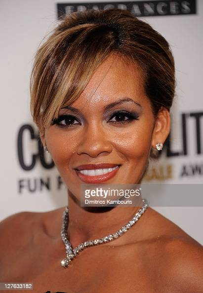Evelyn Lozada attends Cosmopolitan Magazine's Fun Fearless Males Of 2011 at The Mandarin Oriental Hotel on March 7 2011 in New York City