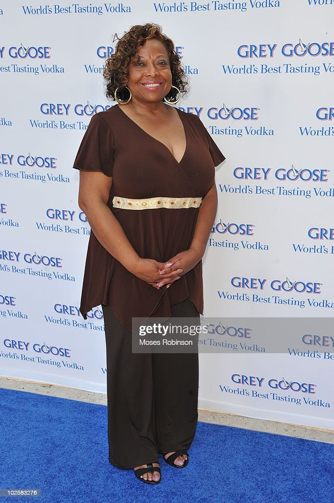 Evelyn Mims attends the Grey Goose summer soiree on July 1, 2010 in Atlanta, Georgia.