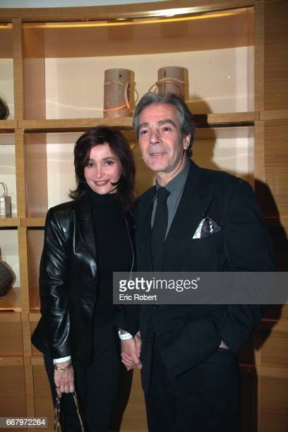 Evelyne Bouix and Pierre Arditi