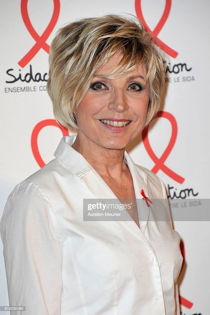 Sidaction 2016 Launch Party : Photocall at Musee Branly