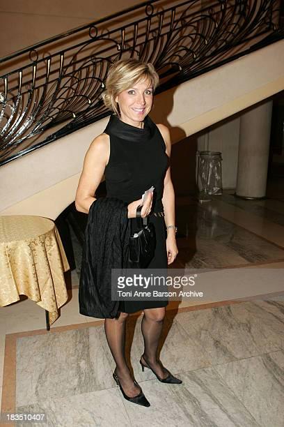 Evelyne Dheliat during 12th Gala of Hope of the Paris Comity against Cancer 12e Gala de l'Espoir du Comite de Paris de la Ligue contre le Cancer at...