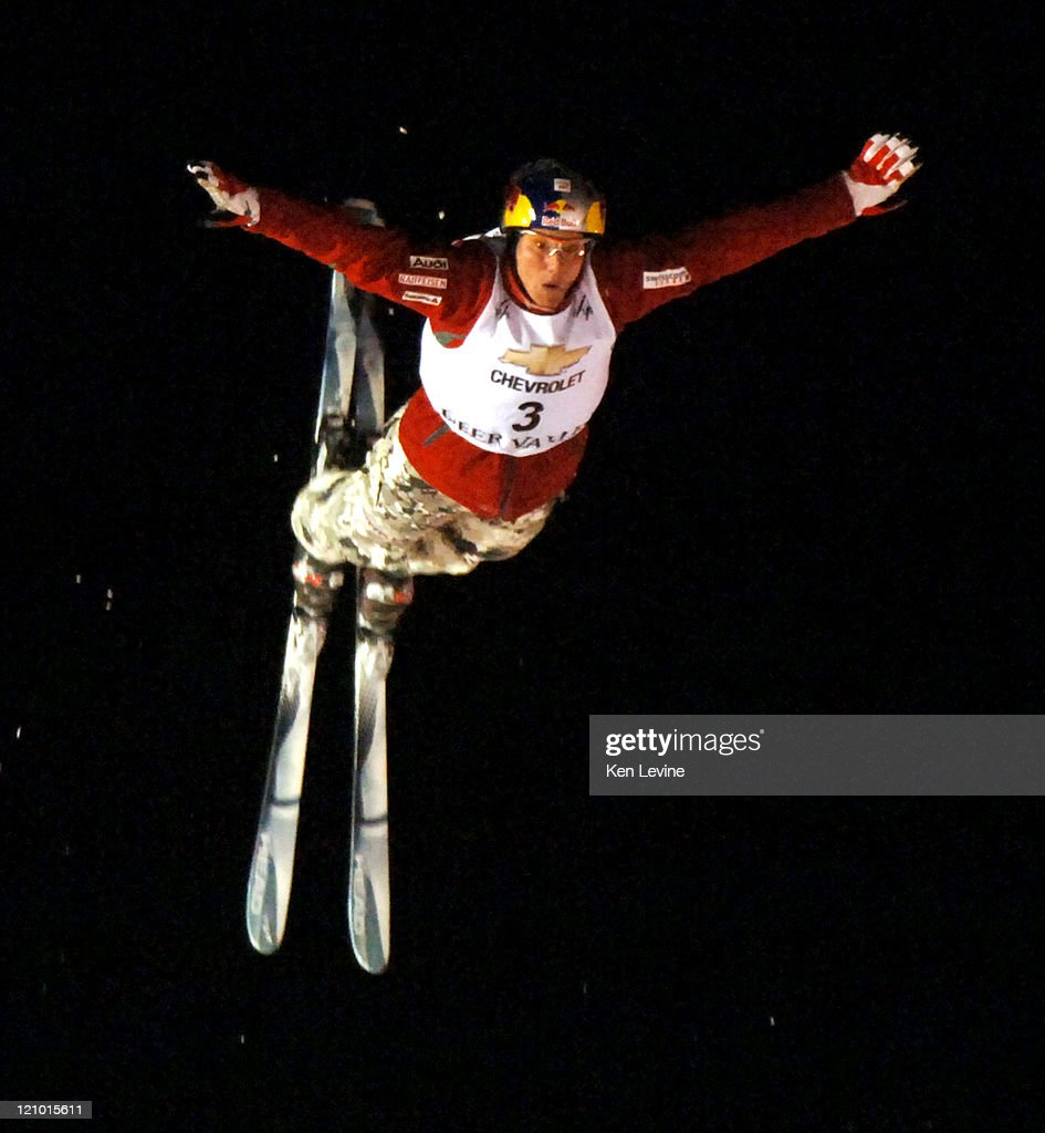 FIS Freestyle Skiing World Cup - January 12, 2007