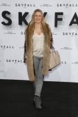 EveMaren Buechner attends the 'Skyfall' Germany Premiere at Theater am Potsdamer Platz on October 30 2012 in Berlin Germany