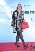 EveMaren Buechner attends the 'The Amazing SpiderMan 2 Rise Of Electro' Berlin Premiere at on April 15 2014 in Berlin Germany